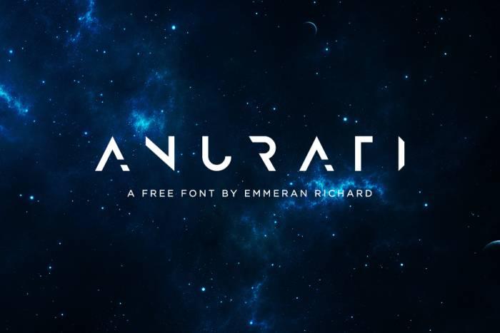 Шрифт Anurati скачать бесплатно