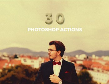 30-Free-Action-From-385-Photoshop-Action-Bundle