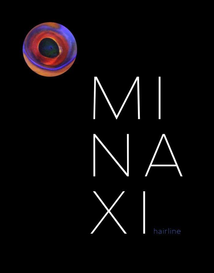 Шрифт Minaxi Hairline скачать бесплатно