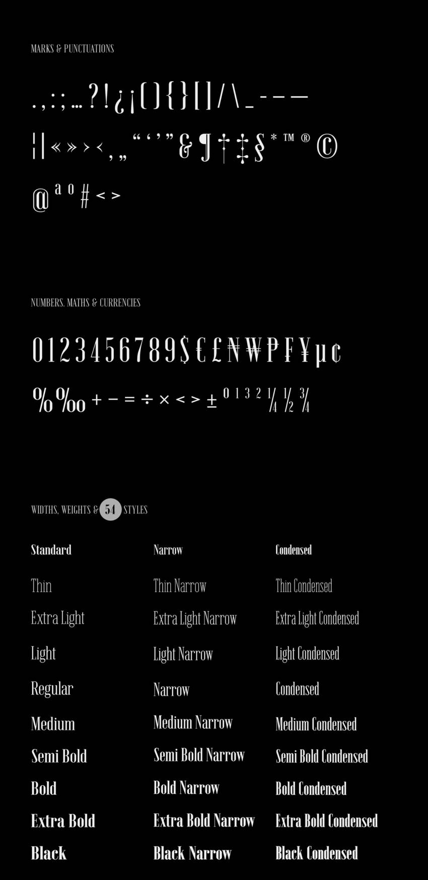 Шрифт Emberly скачать бесплатно