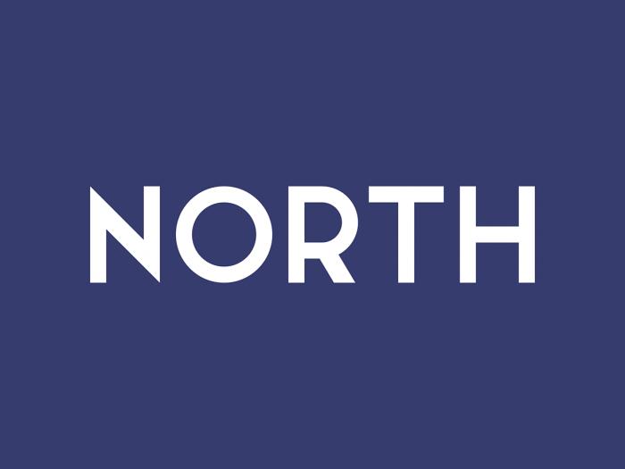 Шрифт North скачать бесплатно