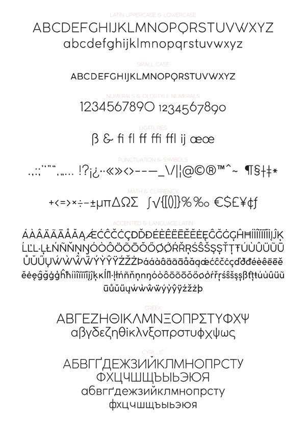 Шрифт Coco Gothic скачать бесплатно