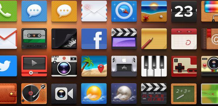 Adore Icons (.Png) скачать бесплатно
