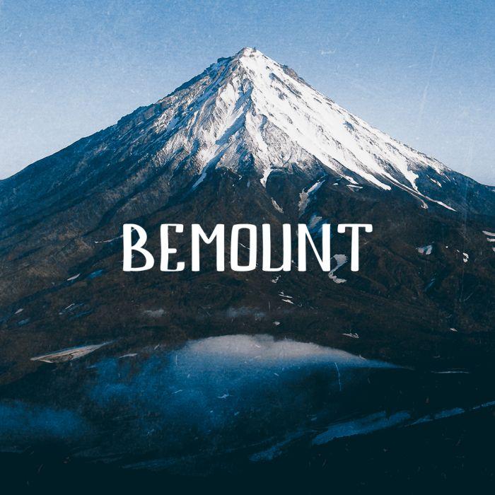 Шрифт Bemount скачать бесплатно
