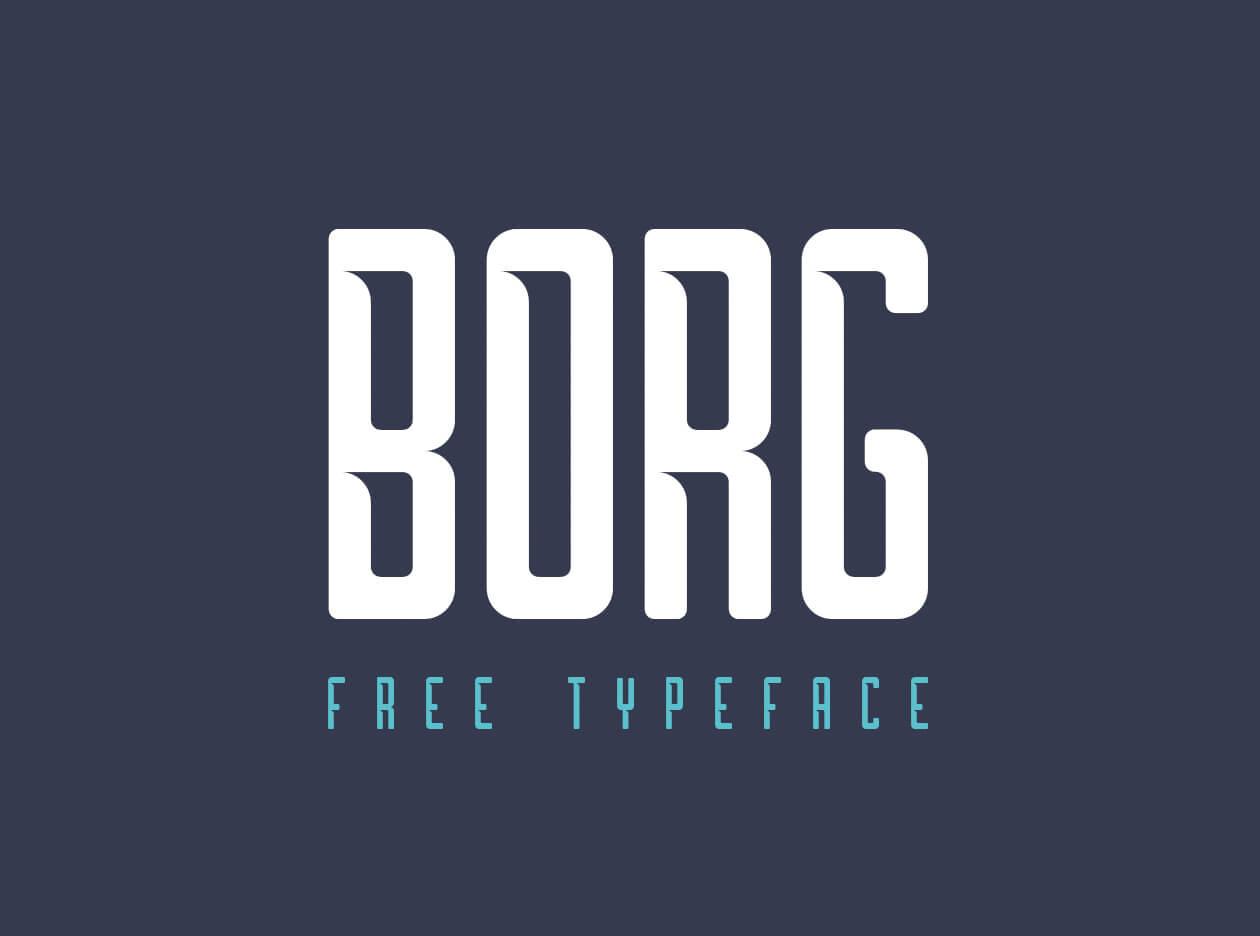 Borg-Font-1