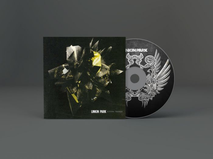 CD Artwork Mockup (.Psd) скачать бесплатно
