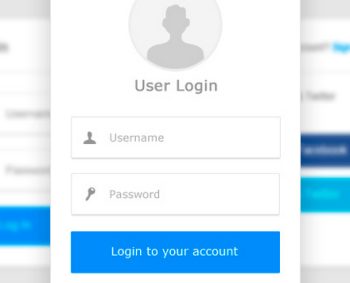 Clean-and-smooth-Login-box-psd