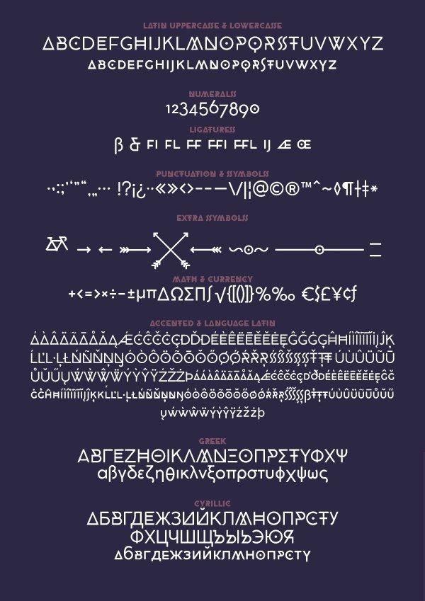 Шрифт CocoBiker скачать бесплатно