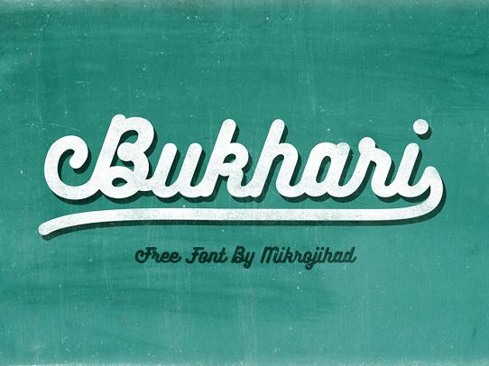 Font-Bukhari_min