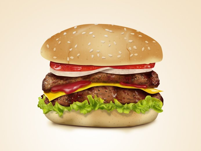 Free-Hamburger-Icon-PSD