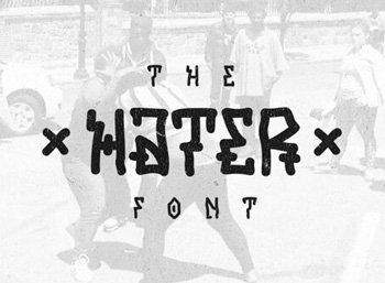 Hater-Font_min