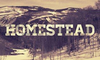 Homestead_Font
