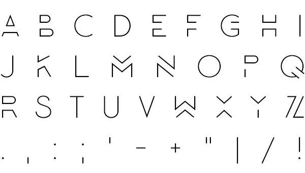 Как Шрифт Scriptc