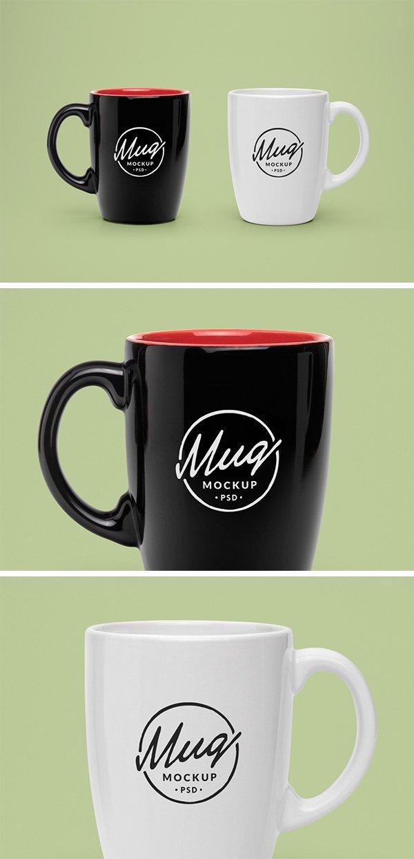 Mug Mockup (.Psd) скачать бесплатно