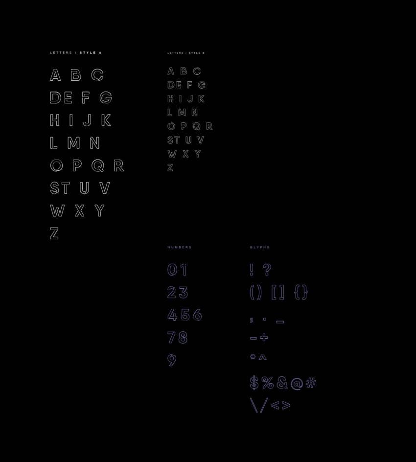 Шрифт Neon скачать бесплатно