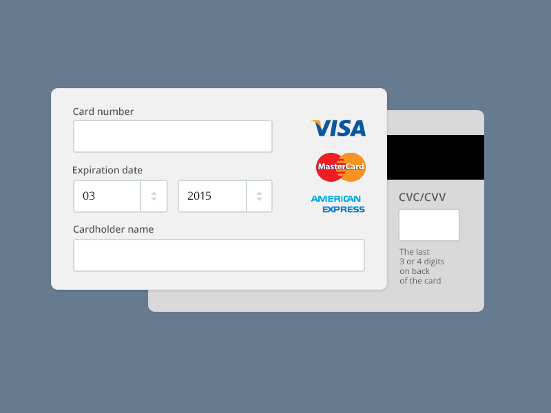 Payment-form-PSD