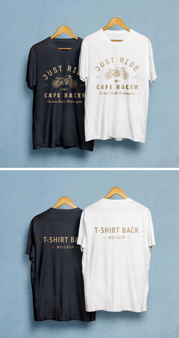 T-Shirt MockUp (.Psd) скачать бесплатно
