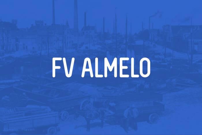 Шрифт FV Almelo скачать бесплатно