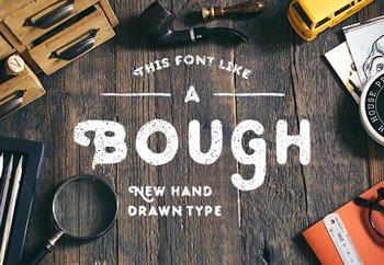 Bough font