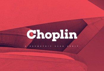 choplin-free-font