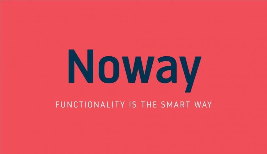 Шрифт Noway скачать бесплатно