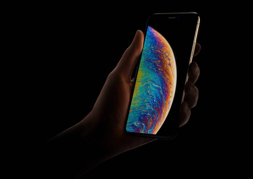 iPhone XS Mockup (.Psd) скачать бесплатно