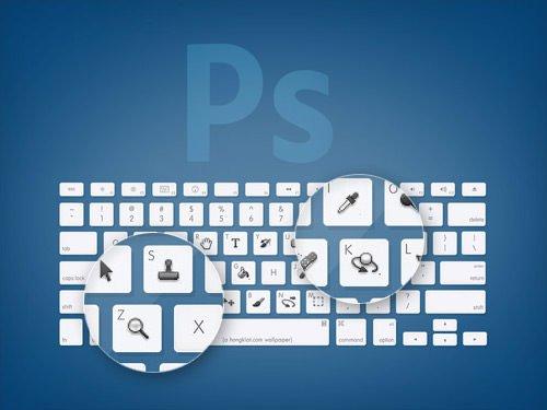 Горячие клавиши в Photoshop