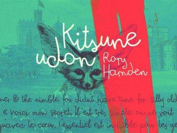 kitsune-free-font