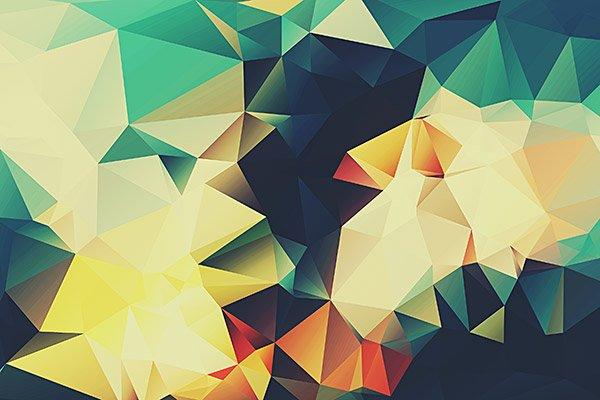 30 Polygonal Low Poly Background Textures (.Png) скачать бесплатно
