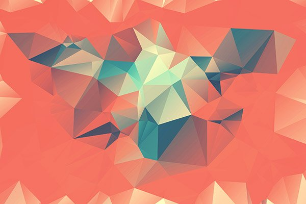 30 Polygonal Low Poly Background Textures (.Png) скачать бесплатно