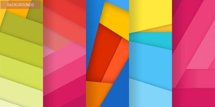 Material Design Bundle (.Ai + .Psd) скачать бесплатно