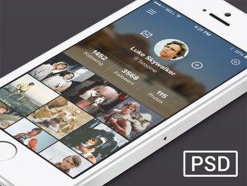profile-app-psd