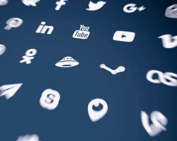 Иконки популярных сервисов