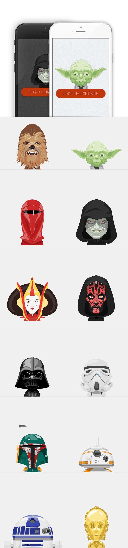 Иконки Star Wars (.Ai + .Psd + .Png) скачать бесплатно