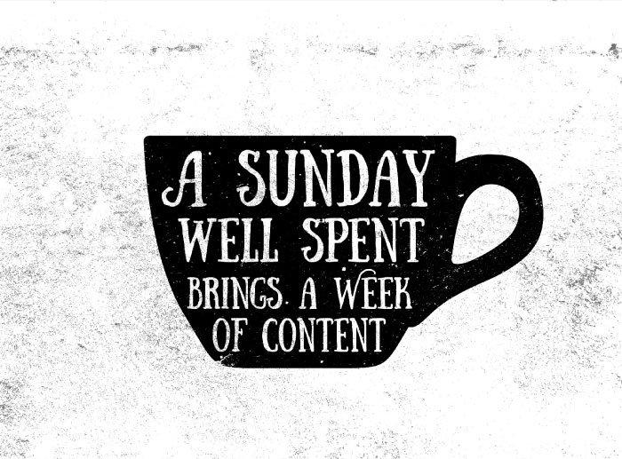 Шрифт Sunday скачать бесплатно